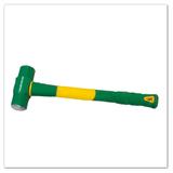 玻璃纤维柄八角锤(TPR包塑柄)